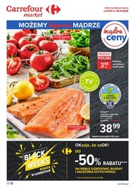 Możesz kupować mądrze z Carrefour Market!