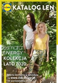 Gazetka promocyjna Lidl - Lidl - katalog - ważna do 31-08-2020