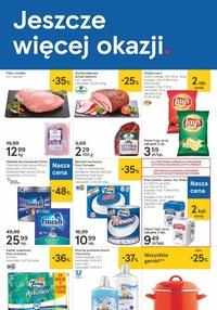 Gazetka promocyjna Tesco Centra Handlowe - Lato niskich cen w Tesco!