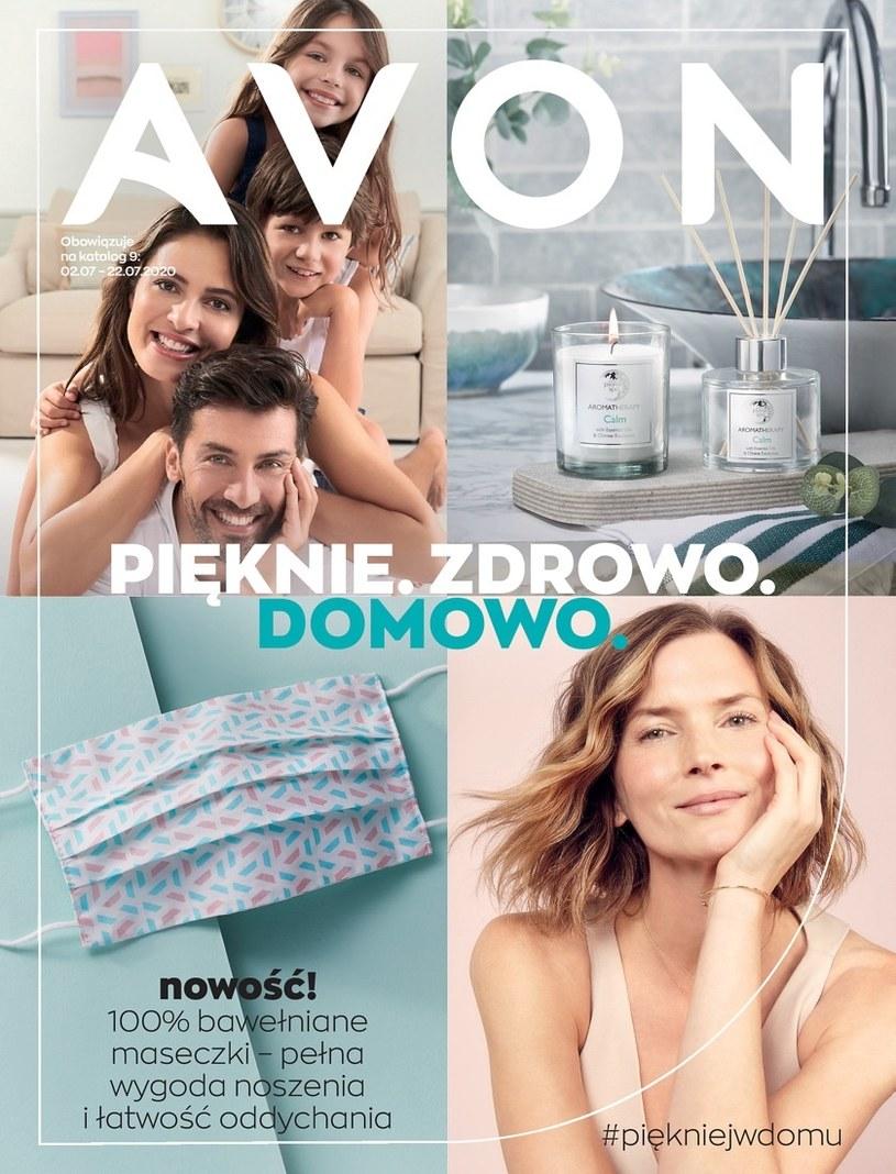 Gazetka promocyjna Avon - ważna od 06. 07. 2020 do 31. 07. 2020