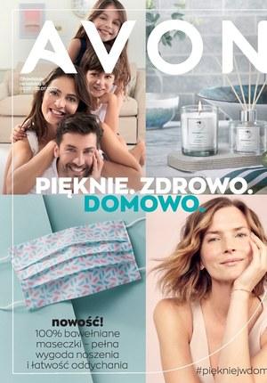 Gazetka promocyjna Avon - Pięknie, zdrowo, domowo - Avon