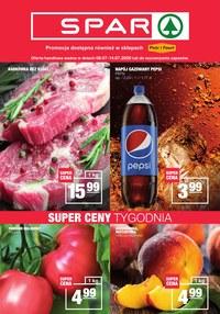 Gazetka promocyjna SPAR - Sprawdź promocje w sklepach SPAR