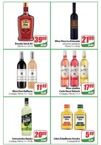 Gazetka promocyjna Dino - Katalog alkoholowy Dino!