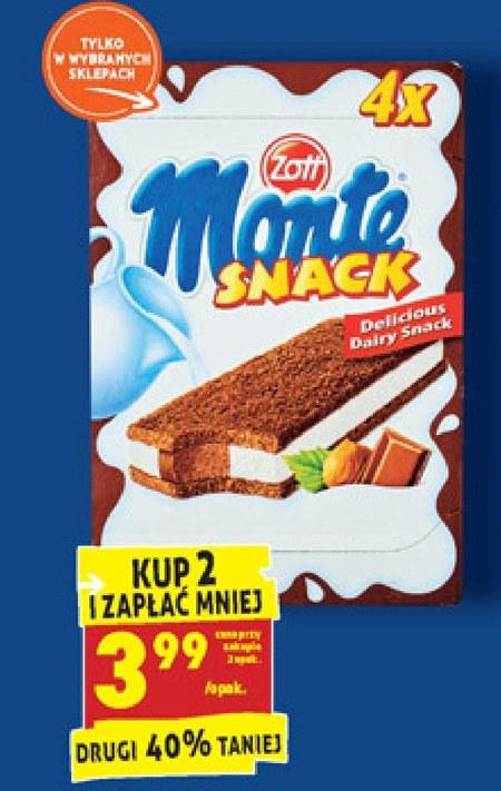 Kanapka mleczna Zott