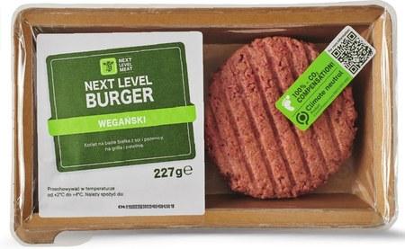 Burger wegański Next Level