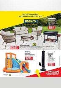 Gazetka promocyjna Makro Cash&Carry - Przygotuj dom na lato z Makro!  - ważna do 20-07-2020