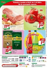 Gazetka promocyjna Dino - Letnie promocje w Dino!