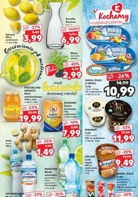 Gazetka promocyjna Kaufland - Kaufland - oferta handlowa
