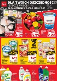 Gazetka promocyjna Kaufland - Kaufland - Na dobry tydzień