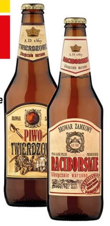 Piwo Browar Zamkowy