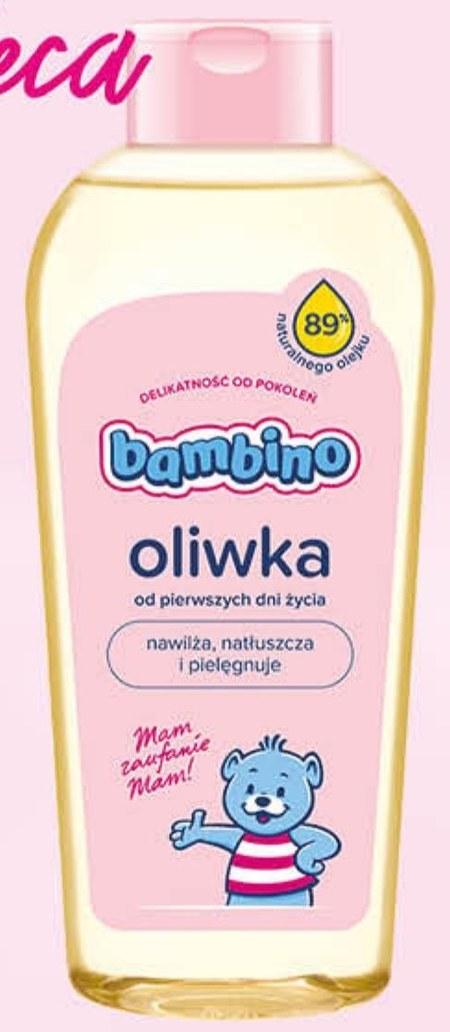 Oliwka dla dzieci Bambino