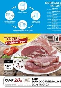 Gazetka promocyjna bi1 - Promocje w sklepach Bi1 - ważna do 14-07-2020