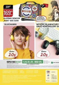 Gazetka promocyjna bi1 - Promocje w sklepach Bi1