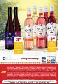 Gazetka promocyjna Prim Market - Słoneczne promocje w Prim Market