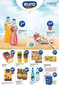 Gazetka promocyjna Euro Sklep - Letnie promocje w Euro Sklep - ważna do 21-07-2020