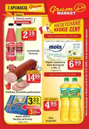 Oferta handlowa Gram Market