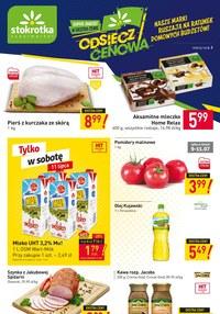 Gazetka promocyjna Stokrotka Supermarket - Odsiecz cenowa w Stokrotka Supermarket - ważna do 15-07-2020
