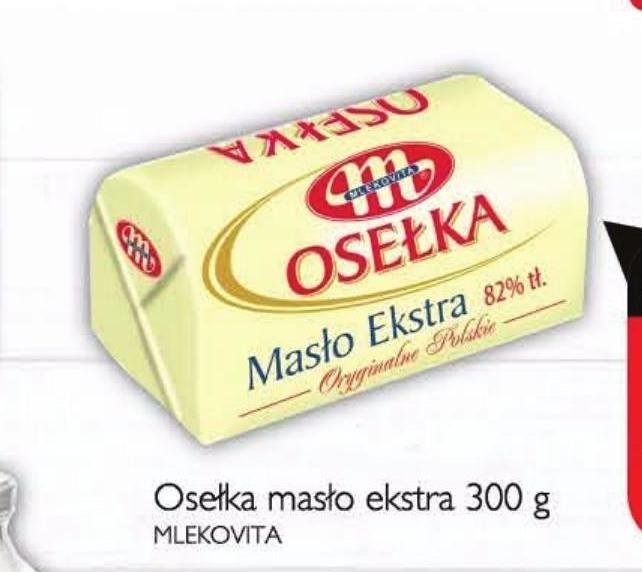 Masło Mlekovita niska cena