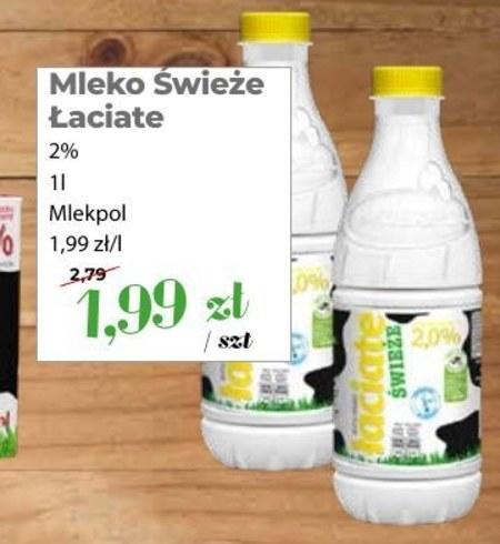 Mleko Łaciate