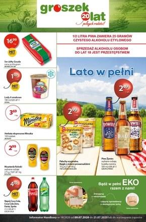 Promocje w sklepie Groszek