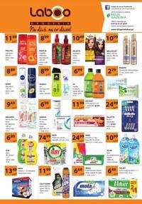 Gazetka promocyjna Drogerie Laboo - Lipcowa oferta Drogerii Laboo - ważna do 31-07-2020