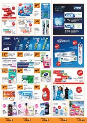Promocje w drogeriach Laboo