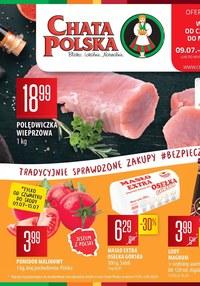 Gazetka promocyjna Chata Polska - Promocje w sklepach Chata Polska