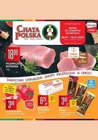 Gazetka promocyjna Chata Polska - Promocje w sklepach Chata Polska - ważna do 19-07-2020