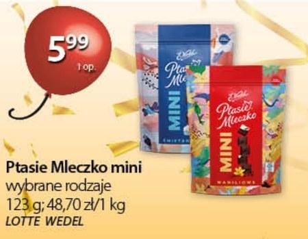 Ptasie Mleczko Wedel