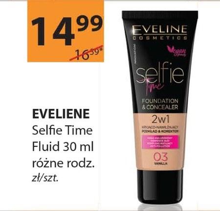 Podkład do twarzy Eveline