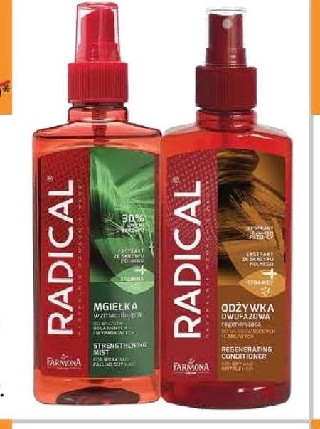 Odżywka do włosów Radical