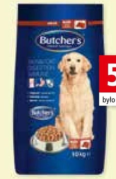 Karma dla psa Butcher's