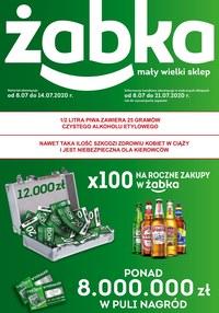 Gazetka promocyjna Żabka - Sięgaj po owoce w Żabce!  - ważna do 21-07-2020
