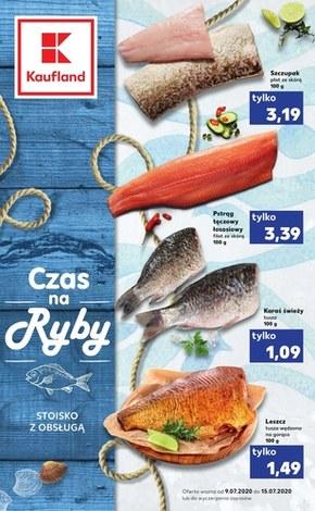 Czas na ryby w Kauflandzie!