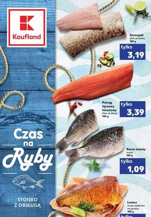 Gazetka promocyjna Kaufland - Czas na ryby w Kauflandzie!