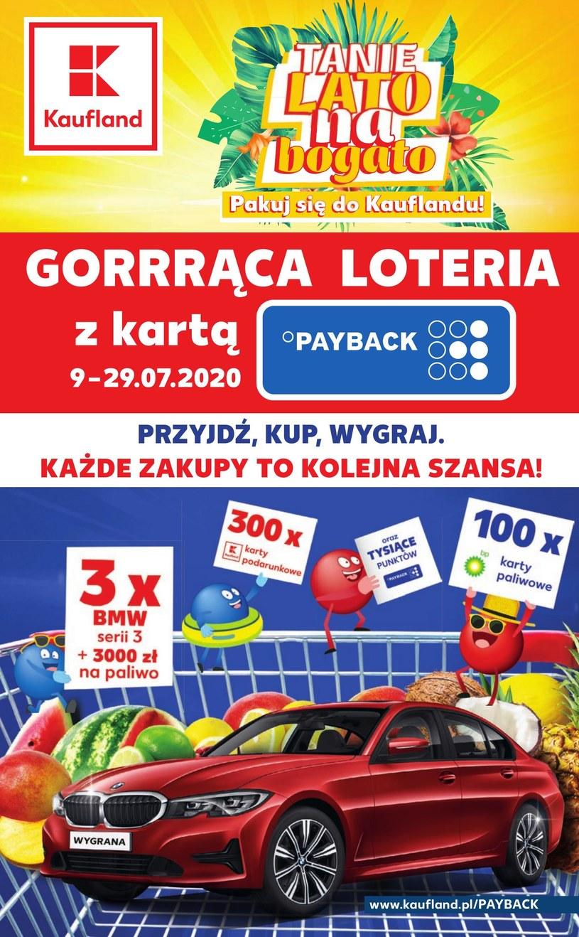Gazetka promocyjna Kaufland - ważna od 09. 07. 2020 do 15. 07. 2020