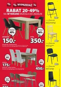 Gazetka promocyjna Jysk - Wyprzedaż w Jysk!