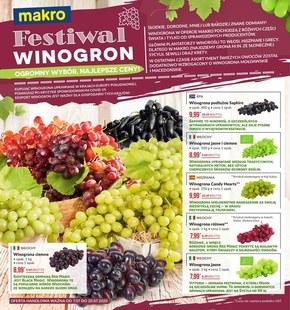 Festiwal winogron w Makro Cash&Carry