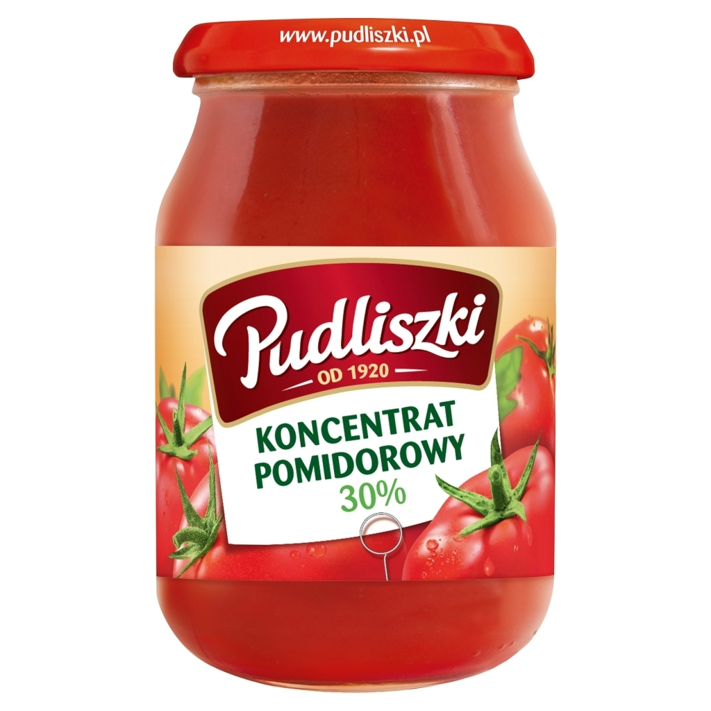 Koncentrat pomidorowy Pudliszki - 2