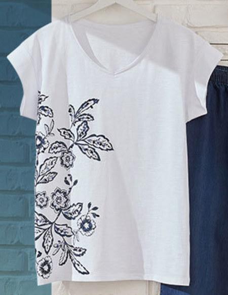 T-shirt damski Pepco