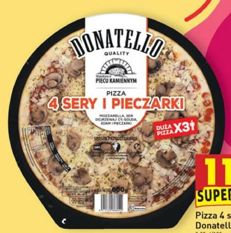 Pizza Doonatello