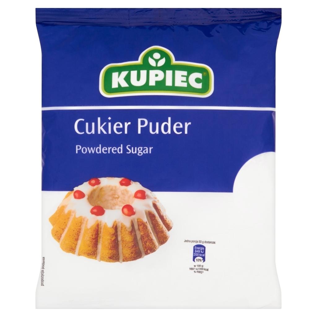 Cukier puder Kupiec