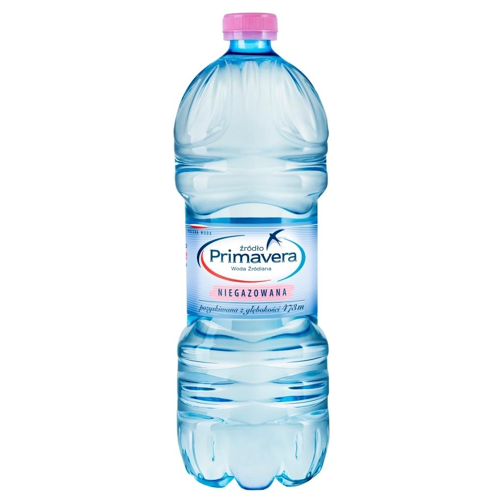 Woda mineralna Primavera