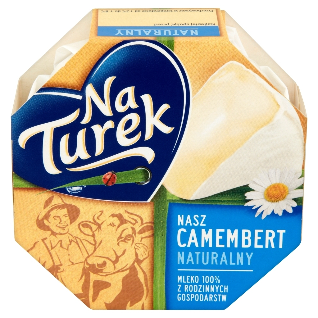 Camembert NaTurek - 2