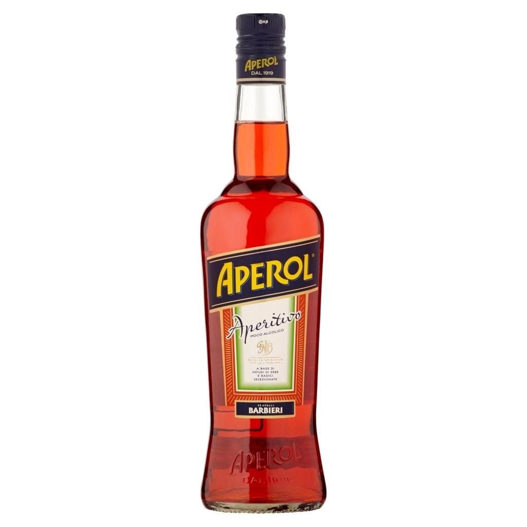 Napój alkoholowy Aperol