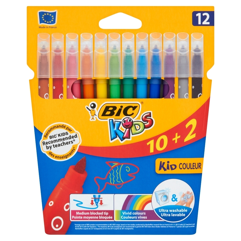 Flamastry Bic