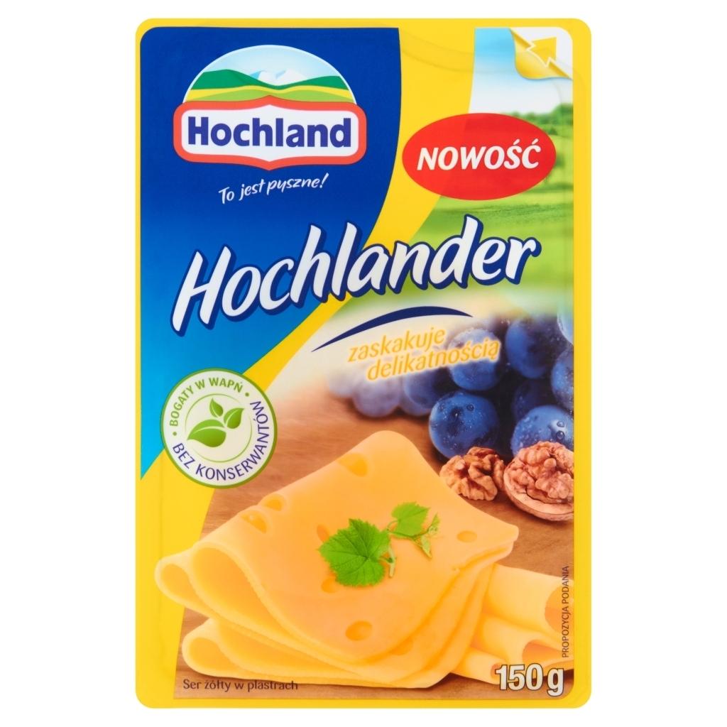 Ser żółty Hochland