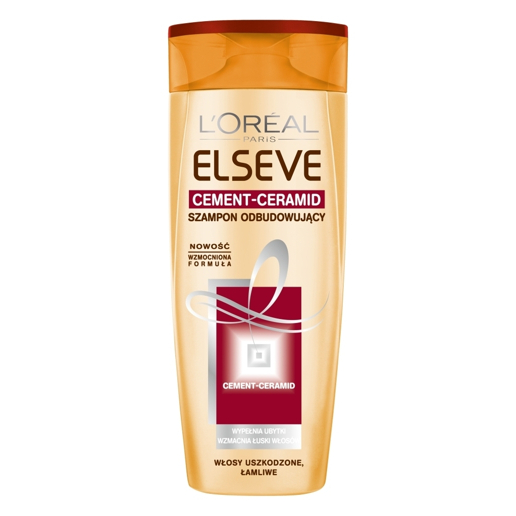 Szampon do włosów Elseve