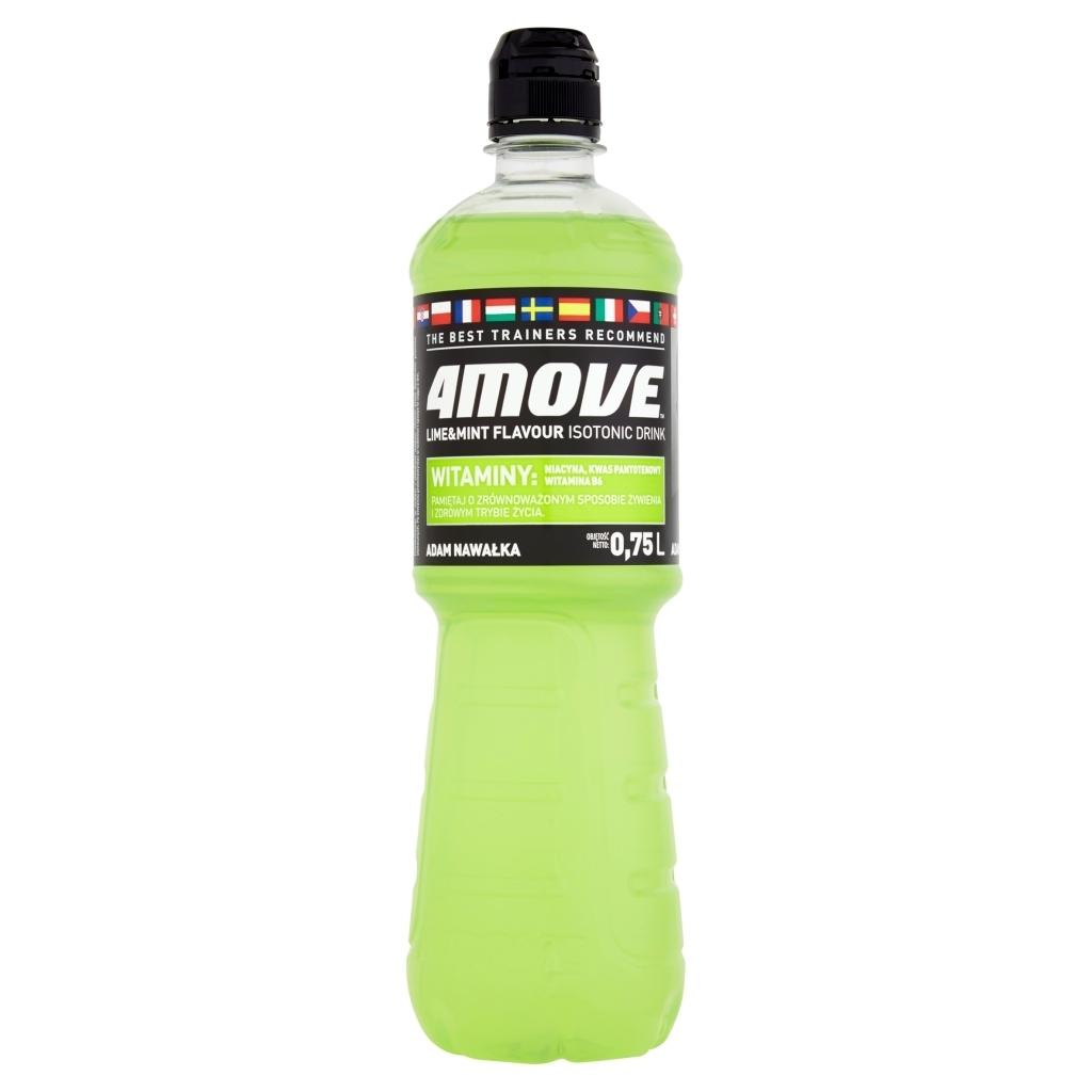 Napój izotoniczny 4Move - 1