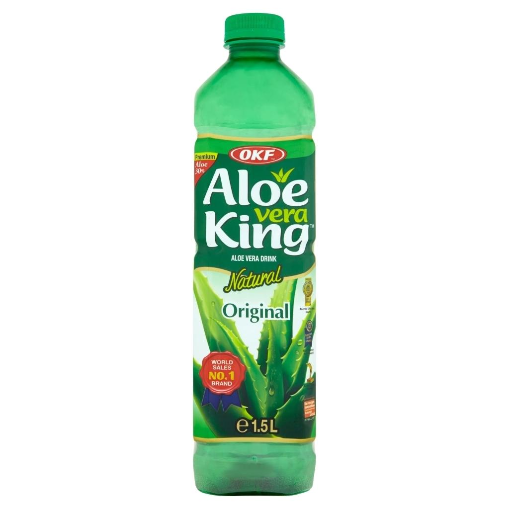 Napój aloesowy Aloe Vera King